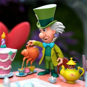 Super7 Disney ULTIMATES! Figure - Mad Hatter