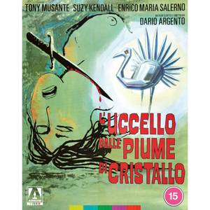 The Bird with the Crystal Plumage - Limited Edition 4K Ultra HD Arte Originale