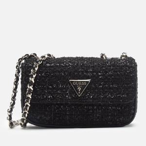 Guess Women's Cessily Micro Mini Bag - Black