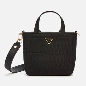 Guess Women's Layla Mini Tote Bag - Black