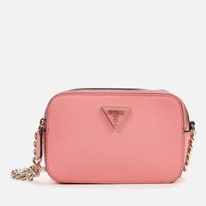 Guess Women's Noelle Cross Body Camera Bag - Pink
