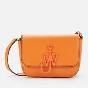 JW Anderson Women's Chain Nano Anchor Bag - Orange
