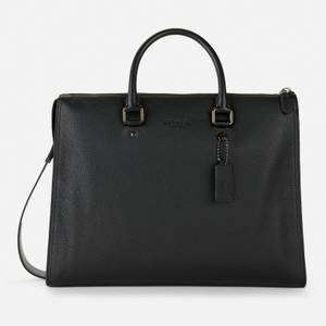Coach Men's Gotham Folio Bag - Black