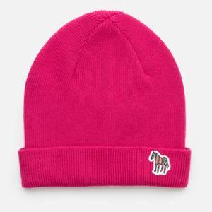 Paul Smith Women's Zebra Beanie - Pink
