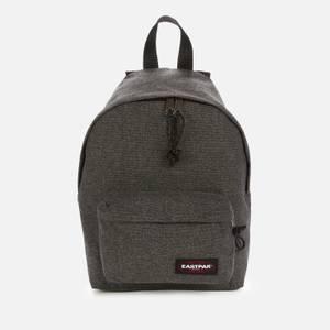 Eastpak Men's Orbit Backpack - Black Denim