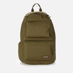 Eastpak Men's Padded Double Backpack - Dark Grass