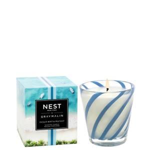 NEST Fragrances x Gray Malin Ocean Mist and Sea Salt Classic Candle 230g