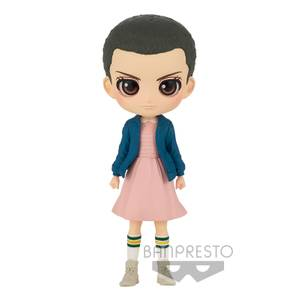 Banpresto Stranger Things Q posket Eleven Figure