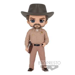 Banpresto Stranger Things Q posket Hopper Figure