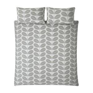 Orla Kiely Botanica Stem Duvet Cover - Grey