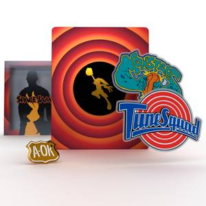 Space Jam - Titans of Cult Limited Edition 4K Ultra HD Steelbook (Includes Blu-ray)