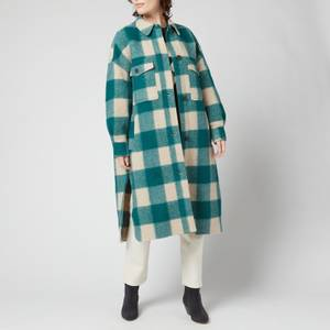 Isabel Marant Etoile Women's Fontizi Jacket - Green