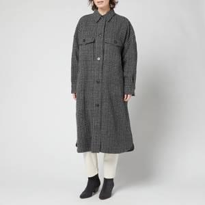 Isabel Marant Etoile Women's Fontiali Jacket - Anthracite