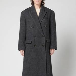 Isabel Marant Etoile Women's Lojima Coat - Anthracite