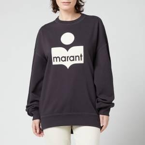 Isabel Marant Etoile Women's Mindy Sweatshirt - Faded Black