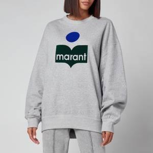 Isabel Marant Etoile Women's Mindy Sweatshirt - Grey
