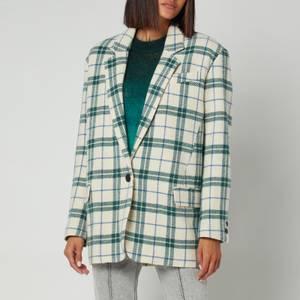 Isabel Marant Etoile Women's Kaito Jacket - Green
