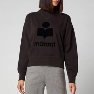 Isabel Marant Étoile Women's Moby Sweatshirt - Faded Black