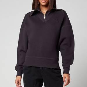 Isabel Marant Étoile Women's Meloya Sweatshirt - Faded Black