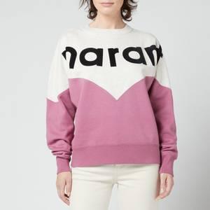 Isabel Marant Étoile Women's Houston Sweatshirt - Rosewood