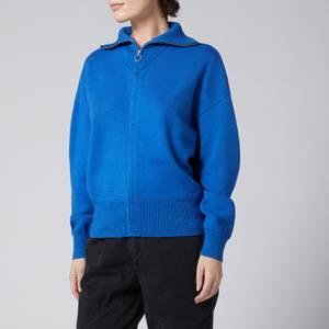 Isabel Marant Étoile Women's Axelle Sweatshirt - Electric Blue