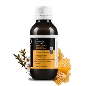 Manuka Honey Syrup Marshmallow 100ml