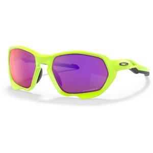 Oakley Plazma Sunglasses - Matte Retina Burn/Prizm Road