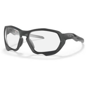 Oakley Plazma Sunglasses - Matte Carbon/Photochromic