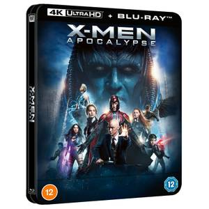 Marvel's X-Men: Apocalypse - Zavvi Exclusive 4K Ultra HD Lenticular Steelbook (Includes Blu-ray)