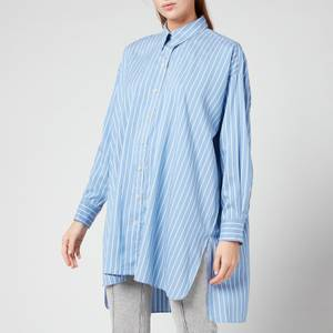Isabel Marant Women's Sacali Shirt - Blue