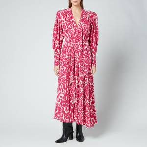 Isabel Marant Women's Bisma Dress - Fuchsia