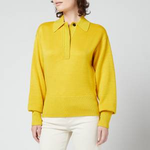 Isabel Marant Women's Heron Jumper - Yellow
