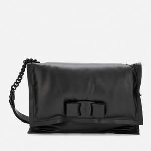 Salvatore Ferragamo Women's Viva Bow Bag - Nero