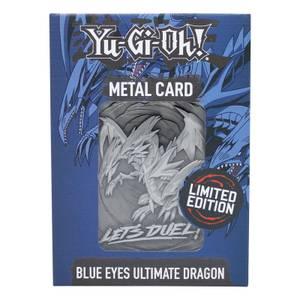 Fanattik Yu-Gi-Oh! Blue Eyes Ultimate Dragon Collectible Ingot