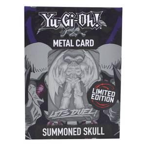 Yu-Gi-Oh! Summoned Skull Collectible Ingot