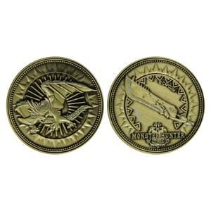 Fanattik Monster Hunter Great Sword Collectible Coin