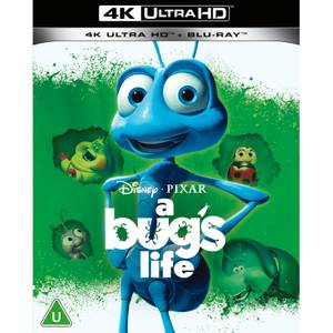 A Bug's Life – Zavvi Exclusive 4K Ultra HD Collection #1