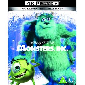 Monsters, Inc. – Zavvi Exclusive 4K Ultra HD Collection #2