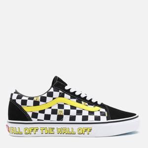Vans X SpongeBob SquarePants Old Skool Trainers - Off The Wall