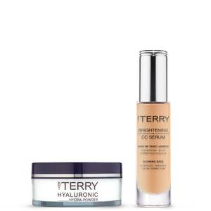 By Terry Hyaluronic Hydra-Powder and Cellularose CC Serum - No.3 Apricot Glow Bundle