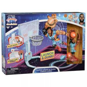 Space Jam Legacy Game Time Series 1 Playset