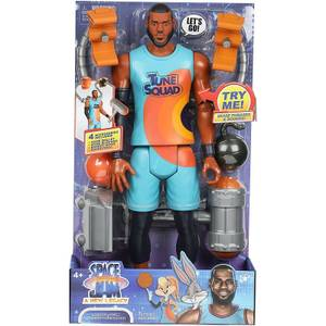 Space Jam: A New Legacy LeBron James 12 Inch Deluxe Action Figure