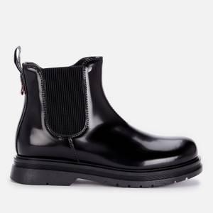 Tommy Hilfiger Girls' Chelsea Boot Black Black