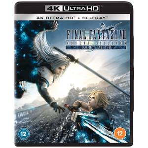 Final Fantasy VII: Advent Children - 4K Ultra HD (Includes Blu-ray)