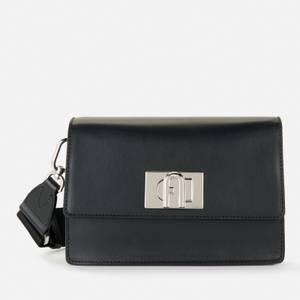Furla Women's 1927 Soft Mini Cross Body 20 Bag - Black