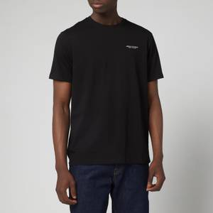Armani Exchange Men's Small Logo T-Shirt - Black