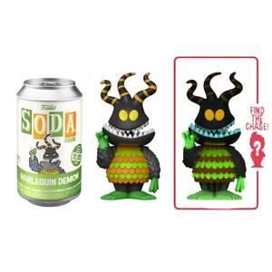 Disney The Nightmare Before Christmas Harlequinn Demon Vinyl Soda