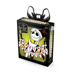 Nightmare Before Christmas Card Game