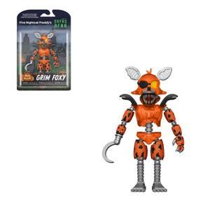 FNAF Dreadbear- Grim Foxy Action Figur