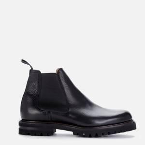 Church's Men's Cornwood 2 Leather Chelsea Boots - Black